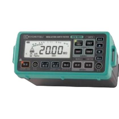 タスコ デジタル絶縁・接地抵抗計 幅×奥行×高さ:184×133×84mm TA454KM