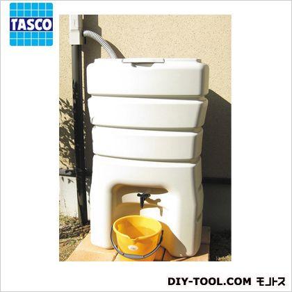 タスコ 雨水タンク 幅×奥行×高さ:600×360×990mm (TA978EH)