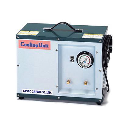 タスコ 冷媒クーリングユニット 幅×奥行×高さ:420×210×300mm (TA110Y)