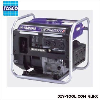 タスコ インバーターガソリン発電機(交直両用) 幅×奥行×高さ:487×395×425mm TA600YG