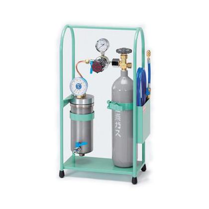 タスコN・(チッソ)加圧式冷凍サイクル洗浄キット幅×奥行×高さ:300×175×580mm(TA353KT)