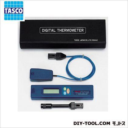 タスコ 表面センサー付温度計セット (TA410AB)