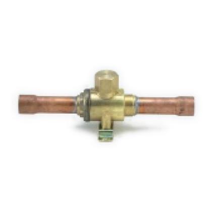 タスコ 銅管用ボールバルブ(新旧冷媒対応) (TA280SE-8)