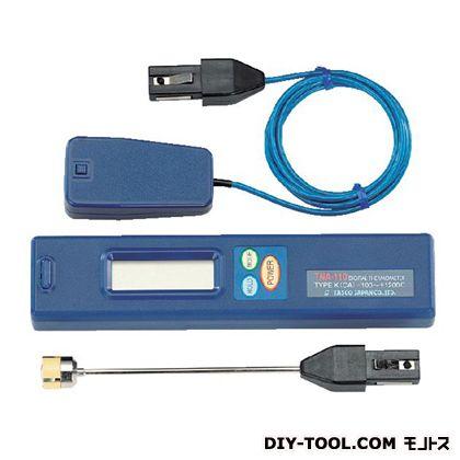タスコ デジタル温度計 高温表面センサーセット (TA410AC)