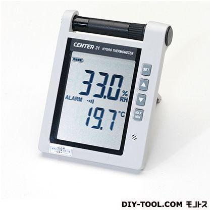 タスコ 高精度温湿度表示器 (TA408CE)