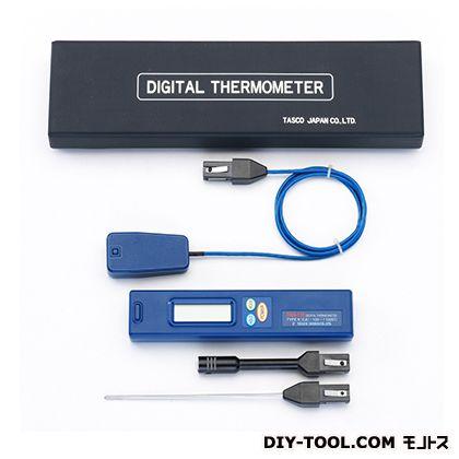 タスコ デジタル温度計 表面内部センサーセット (TA410AF)