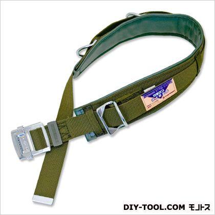 ツヨロン 林業用安全帯 ●胴ベルト:幅45mm×長さ1,200mm ●補助ベルト:幅85mm×長さ700mm 63D-120