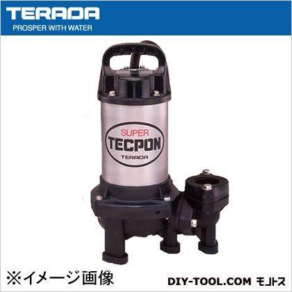 寺田ポンプ ステンレス汚物ポンプ60HZ(汚物混入水用水中ポンプ)  PX-400