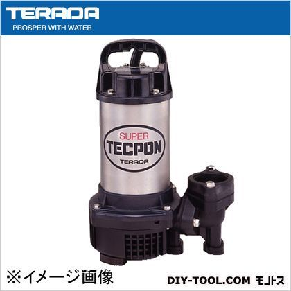 寺田ポンプ ステンレス汚水ポンプ50HZ(汚水用水中ポンプ)  PG-400