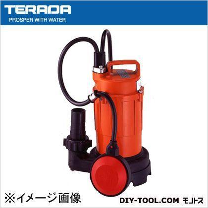 寺田 小型汚水用水中ポンプ自動60Hz 60HZ SA-150C