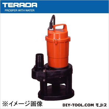 寺田ポンプ 小型汚物混入水用水中ポンプ 60Hz  SX-150