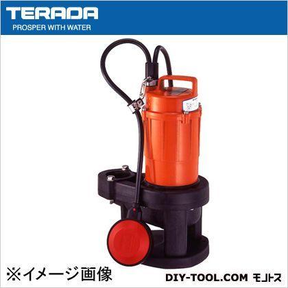 寺田ポンプ 小型汚物混入水用水中ポンプ 60Hz  SXA-150