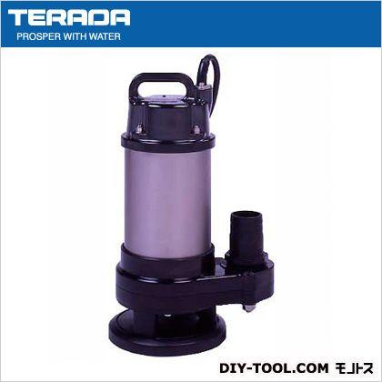 寺田ポンプ 汚物混入水用水中ポンプ(水中スーパーテクポン)  CX-400 60HZ