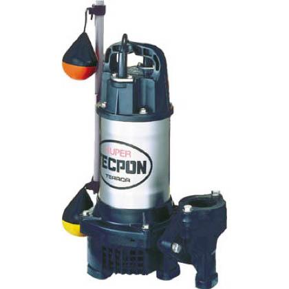 寺田ポンプ 汚水用水中ポンプ 自動 60Hz  PGA250T 1 台