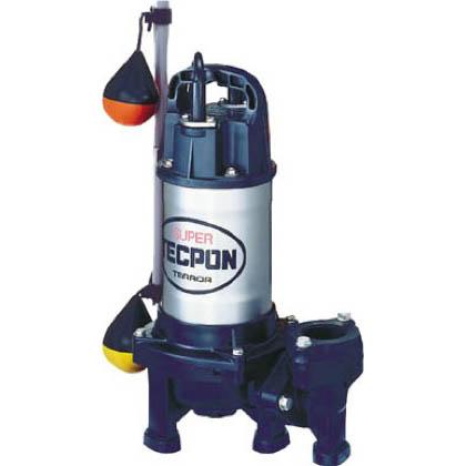 寺田ポンプ 汚物混入水用水中ポンプ 自動 60Hz  PXA-250T 1 台