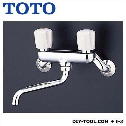 TOTO 2ハンドル混合栓 (T20B)