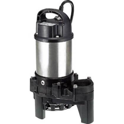 ツルミポンプ/鶴見製作所 樹脂製雑排水用水中ハイスピンポンプ(バンクス)50HZ (40PN2.25) 1台