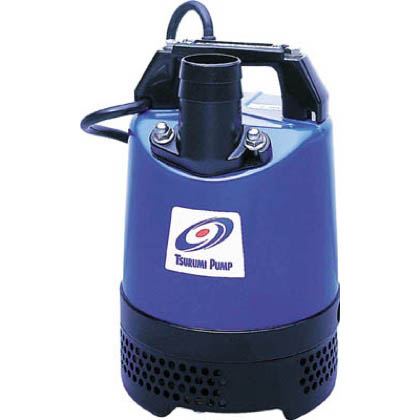 鶴見製作所(ツルミポンプ) 一般工事排水用水中ハイスピンポンプ(50HZ)LB480(水中ポンプ)  LB-480 1 台