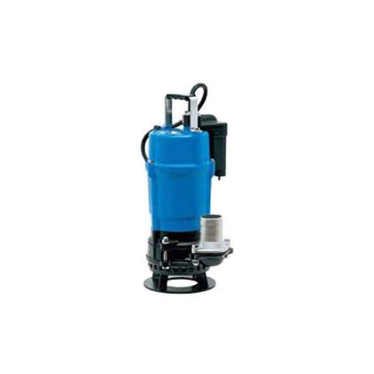 ツルミポンプ/鶴見製作所 水中泥水ポンプ 自動運転型 60HZ (HSDE2.55S)