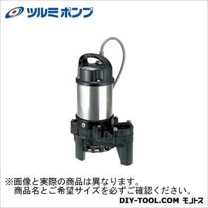 ツルミポンプ/鶴見製作所 VANCSシリーズ 化学汚水用水中チタンポンプ TQ型(水中ポンプ)  50TQ2.75
