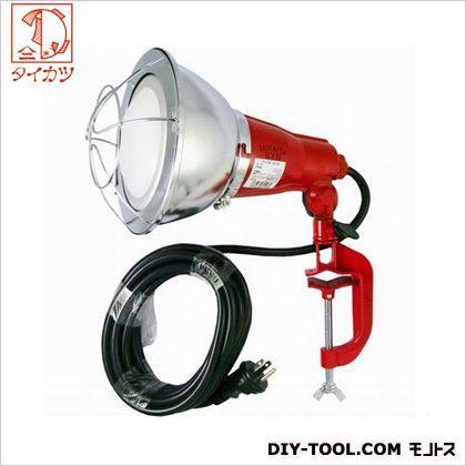 タイカツ LED投光器 アース付き コード5m TK-LED205E