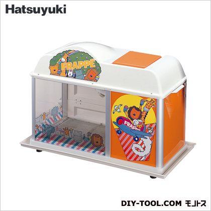 中部コーポレーション キューブ氷用 アイススライサー(ストッカー付)  HC-8P