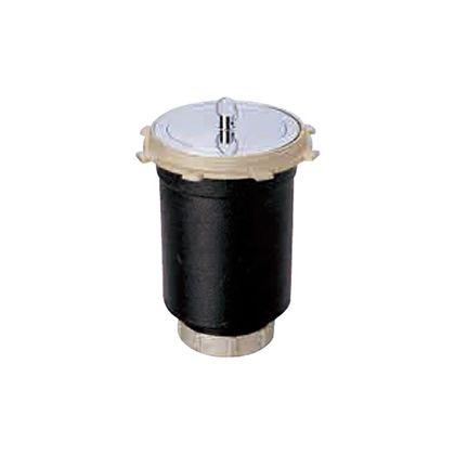 中部コーポレーション 排水トラップ 単位(mm)呼ビ径:40(11/2)本体サイズ:寸法D/50、寸法H/150、寸法h/16.5、寸法T/4.0受枠:寸法A/110ストレーナ・共栓:寸法B/89、寸法t/3.0 T14B-B-40