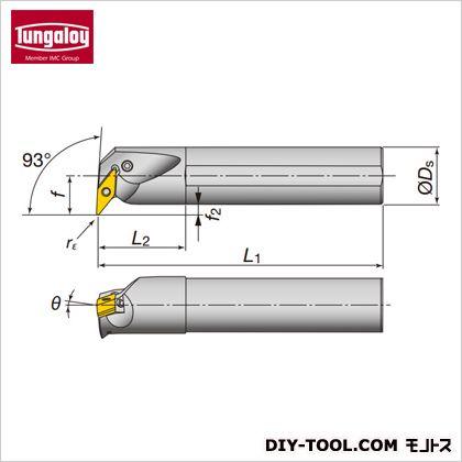タンガロイ TACバイト  A40T-PVUNR16-D500