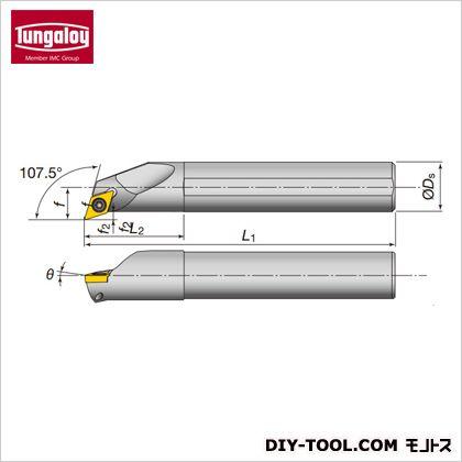 タンガロイ TACバイト  E12J-SDQCR07-D160