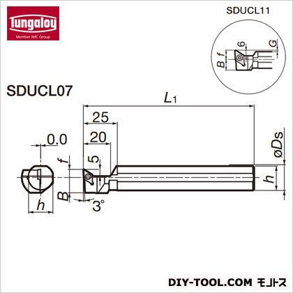 TACバイト タンガロイ  JS25K-SDUCL11