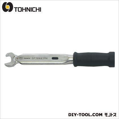 東日製作所 SP-H型配管用トルクレンチ (トルク測定範囲8~39N・m) 全長:24.9cm (SP38NX19H)
