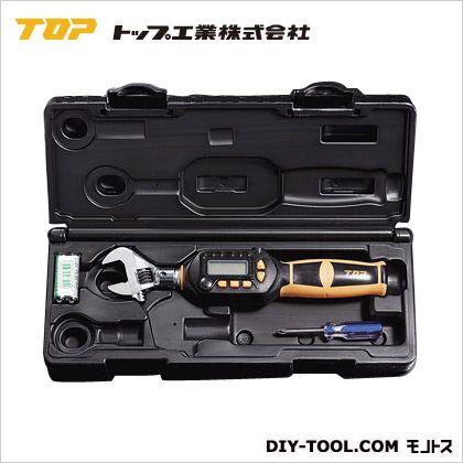 トップ工業 モンキ形デジタルトルクレンチ 27-135N・m DH135-15BN