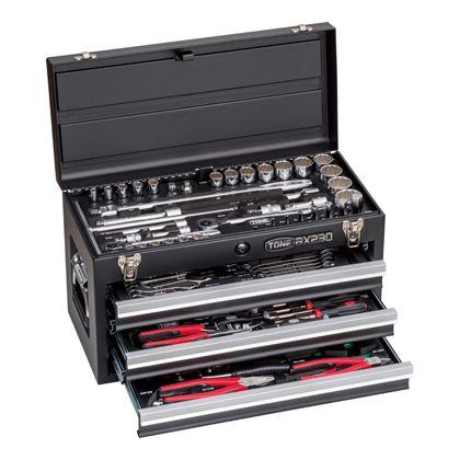 TONE ツールセット ブラック w565×d295×h450mm TSXT950BK 1 セット