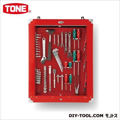 定番  ONLINE  CS311:DIY サービスボードセット(シャッター付) レッド FACTORY トネ SHOP-DIY・工具