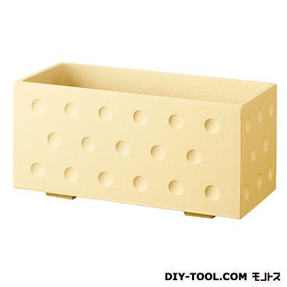 トーシンコーポレーション チーズ(プランター) モツァレーラ W787×D354×H370 CH-7835-MZ 個
