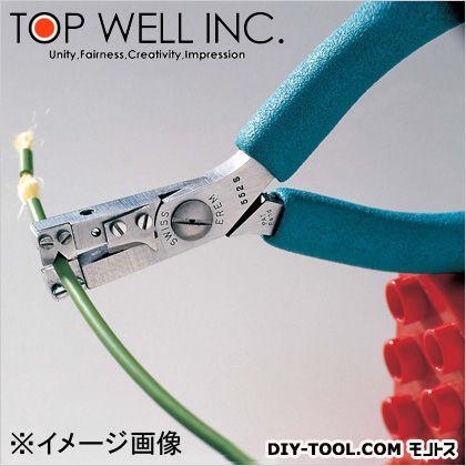 Erem(エレム) 精密ワイヤーストリッパー (552S) ワイヤーストリッパー ワイヤ ワイヤー ストリッパ ストリッパー ワイヤストリッパ
