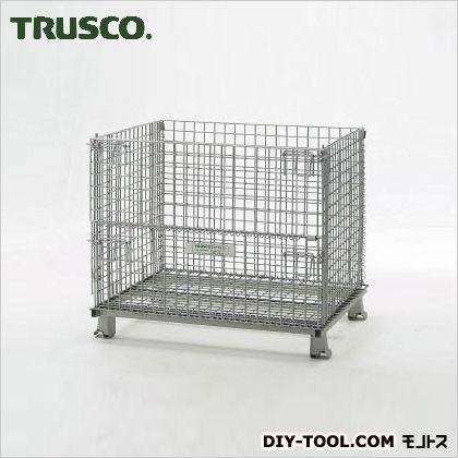 トラスコ ボックスパレット普及型 800×1000×850 1500kg T0810G