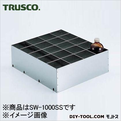 トラスコ ステンレス薬品庫仕切板1Lビン用 (SW1000SS)