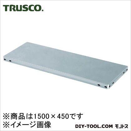 トラスコ(TRUSCO) SUS430製軽量棚用棚板1500X450 465 x 1515 x 50 mm SU4-54