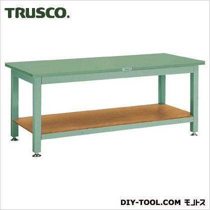 トラスコ 重量TW型3トン作業台鉄天板 1200×750 STW1200