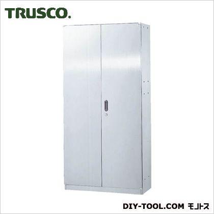 トラスコ(TRUSCO) ステンレス保管庫(D400)両開900XH1830アジャスター 420 x 920 x 1845 mm