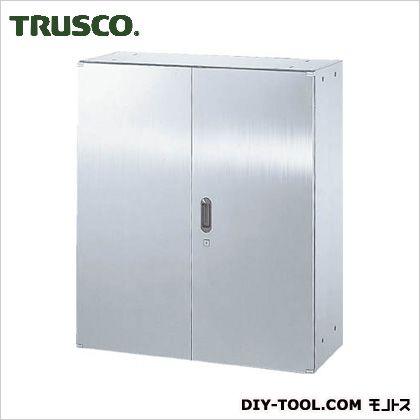 ※法人専用品※トラスコ(TRUSCO) ステンレス保管庫(D400)両開900XH1050 420 x 920 x 1065 mm
