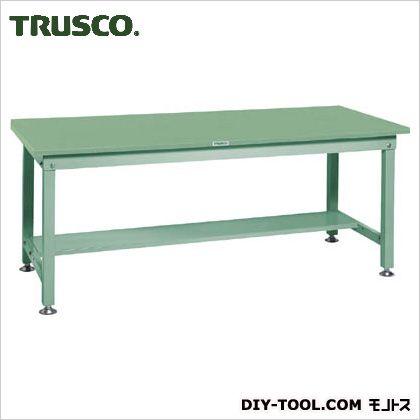 トラスコ 中量1200kgHW作業台鉄天板 1500×900 SHW1509
