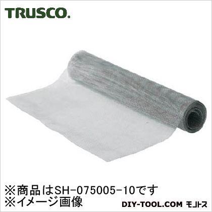 トラスコ ステン平織金網 線径0.75φ×目5.0×10m巻 SH07500510