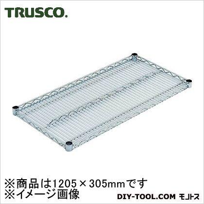 トラスコ 棚板SUS304ステンメッシュ 1200×300 SES43S