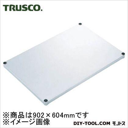 トラスコ SUS304ステンレス製ベタ棚板 900×600 (SES36F)