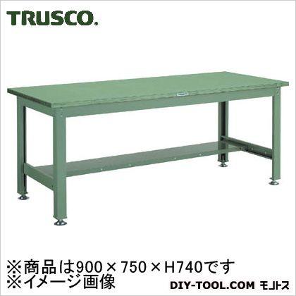 トラスコ(TRUSCO) SDW型作業台900X750XH740 SDW-900