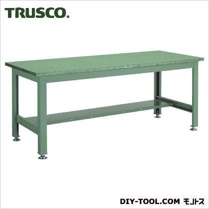 トラスコ 中量DW作業台2トン型鉄天板 1500×750 SDW1500