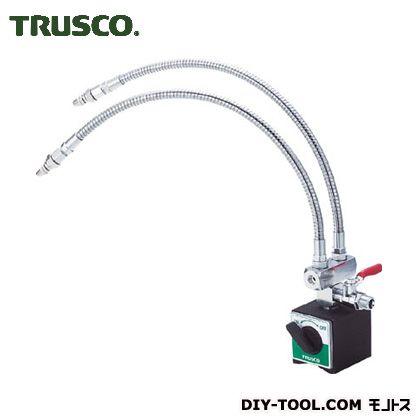 トラスコ TRUSCOマグネットベースクーラント2軸用ノズル400mm TMBC2R400 1SXOPiuTkZ