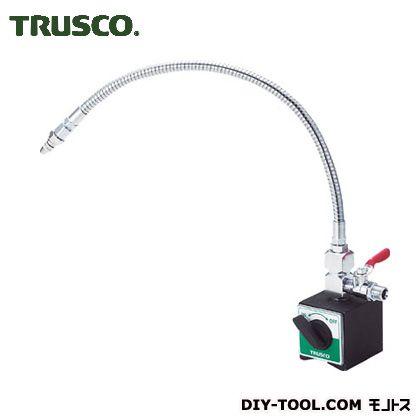 トラスコ マグネットベースクーラント1軸ノズル 400mm TMBC1R400